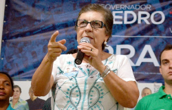 Taques terá ex-prefeita Maria Izaura na suplência