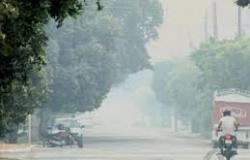 SECA E FUMAÇA: Alta Floresta volta a viver o castigo da fumaça