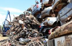 Detran-MT recicla nesta semana veículos em Alta Floresta, Colíder, Nova Bandeirantes e mais 8 municípios