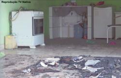Alta Floresta: Marido enfurecido briga com mulher e toca fogo na casa