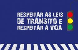Semana Nacional de Trânsito continua com ação educativa nas rodovias