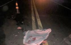 Colider: Motociclista bate de frente com scania e morre, ao sair de fazenda direto na pista