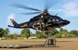 PF combate garimpo ilegal em terras indígenas no Pará