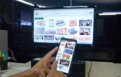 MP alerta que que propagação de fake news pode gerar prisão de 8 anos