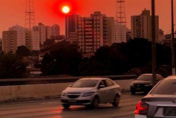 Onda de calor continua e Inmet alerta para risco de morte em MT