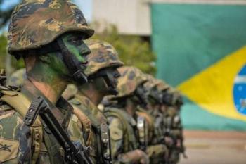 Em Mato Grosso, Exército estará presente em 32 locais de votação