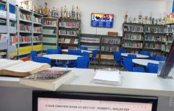 Alta Floresta: Biblioteca de escola Vitória Furlani da Riva disponibiliza 2 mil títulos de livros digitais