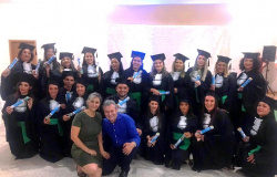 Seciteci entrega 62 certificados para alunos de Alta Floresta e Sinop