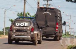 12 MANDADOS DE PRISÃO: Suspeito morre em operação contra o Comando Vermelho em MT