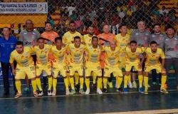 Copa do Brasil de futsal terá duelo Mato-Grossense entre PFOS/Alta Floresta e Sorriso