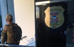 Operação da polícia paulista cumpre em MT mandados contra investigados por golpes em site de vendas
