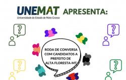 RODA DE CONVERSA: Unemat promoverá encontro entre Candidatos a prefeito de Alta Floresta