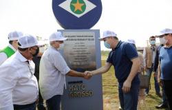 Governador inaugura restauração e modernização de 188,2 quilômetros das rodovias MT-320 e MT-208