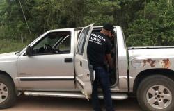 Policiais civis realizam operação em Nova Canaã do Norte visando coibir tráfico e roubo