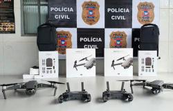 Destinação garante compra de drones para a delegacia de Guarantã do Norte
