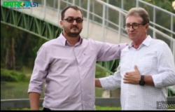 Osmar Mandacaru é eleito prefeito em Paranaíta