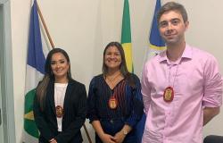 Regional de Alta Floresta recebe novos delegados que irão atuar em Colíder, Paranaíta e Nova Monte Verde