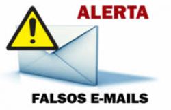 MPMT alerta para e-mails falsos encaminhados a contas pessoais