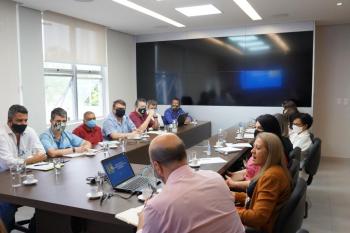 Seduc promove encontro com representantes de regionais do Cefapros de Mato Grosso