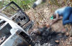 Chacina deixa 4 mortos em MT; mulher foi carbonizada