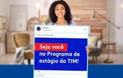 Inscrições para o programa de estágio da TIM com foco em diversidade e inclusão terminam no dia 30