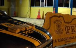 Mulher é presa com drogas em ônibus que seguia de Alta Floresta para Recife (PE)