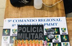 Operação Hórus: Quatro são detidos em AF com 26 porções de pasta base de cocaína