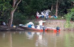 Alta Floresta: Organizadores iniciam trabalhos do 10º Mutirão de Limpeza no Teles Pires
