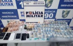 PM identifica bar como ponto de venda de droga em Peixoto de Azevedo