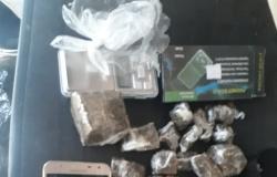 Operação apreende 2 kg de drogas em Alta Floresta; seis suspeitos foram presos