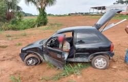 Alta Floresta:  Colisão entre veículos na MT-208 deixa dois feridos