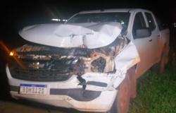 Colisão envolvendo três veículos deixa 2 mortos na BR-163 em Lucas do Rio Verde