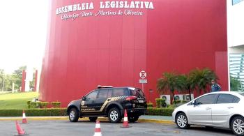 Polícia Federal faz operação em Sinop, Alta Floresta, Cuiabá e mais 9 cidades; 3 deputados investigados