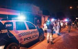 PM prende suspeito em flagrante por esfaquear vítima em Guarantã do Norte