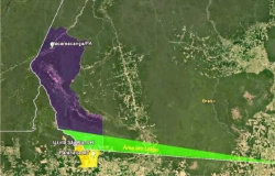 Equipe do Ideflor-bio realiza expedição técnica-científica na divisa Mato Grosso e Pará