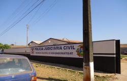 Foragido do estado de Rondônia é preso pela Polícia Civil em Nova Bandeirantes