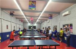 Com saída da Escola Militar do complexo esportivo, o setor deve ganhar CT de Tênis de Mesa