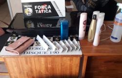 Homem é detido no terminal rodoviário de Alta Floresta por furto e falsidade ideológica