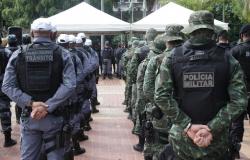 Operação tem reforço de 1.700 policiais dos 141 municípios de MT