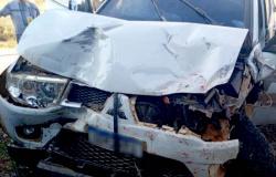 Acidente envolve 06 veículos em Terra Nova do Norte