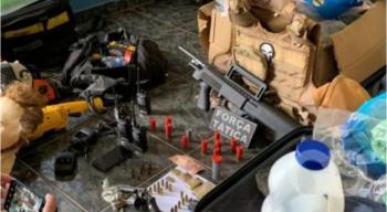 Cinco morrem em confronto com a Polícia Militar na zona rural de Colíder