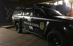 Polícia Civil prende dois integrantes de uma facção criminosa por tráfico de drogas em Colniza