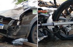 Alta Floresta: Motociclista morre em colisão frontal na MT-208
