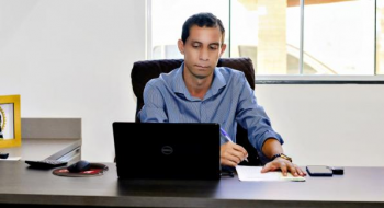 Prefeito eleito de Nova Monte Verde Edemilson Marino deve manter dois secretários