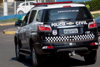 Foragido da Justiça de MT por latrocínio é localizado no interior do Maranhão