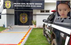 Polícia investiga se menino de 2 anos foi raptado ou fugiu de casa