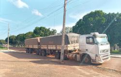 PM de Mato Grosso prende três e desmonta plano de furto de 47 toneladas de milho em silo de fazenda