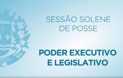 Sessão solene de posse poder Executivo e Legislativo Prefeitura Municipal de Alta Floresta