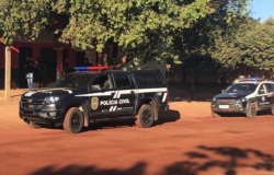 Quatro pessoas são presas por roubos praticados em Guarantã do Norte
