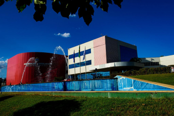 Fachada da ALMT - Foto por: Marcos Vergueiro/Secom-MT
